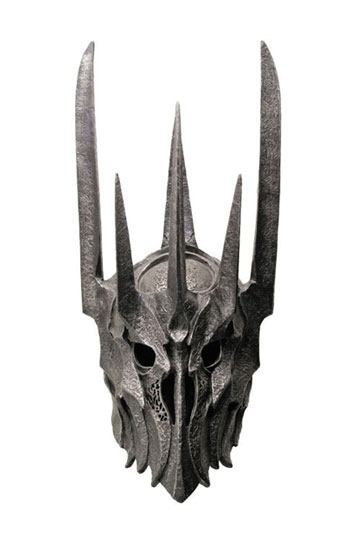 Saurons Helm 1/1 Replik