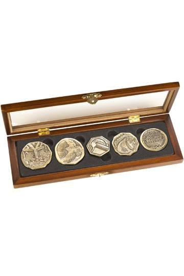 Original Repliken der Zwergen-Münzen