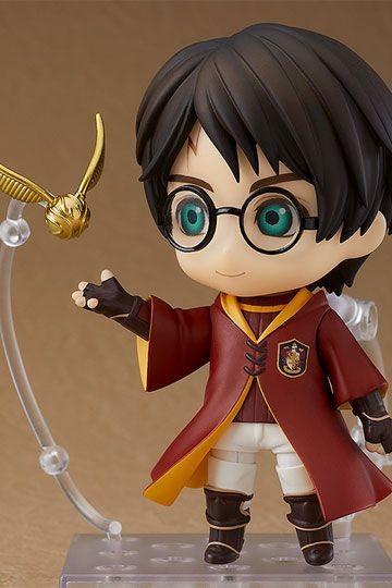 Harry Potter Actionfigur Harry Potter Quidditch